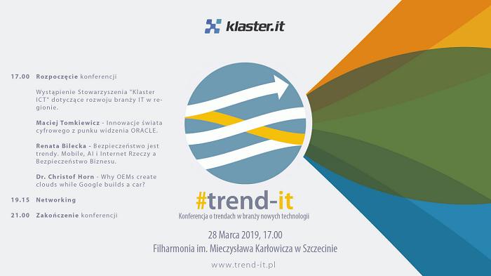 [28.03] Konferencja Trend-IT