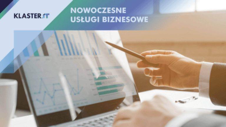 Badanie nowoczesnych usług biznesowych