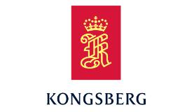Logo kongsberg na strone